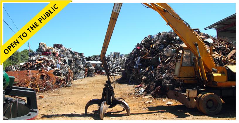 Home - Tampa Scrap Metal   Scrap King : Tampa Scrap Metal